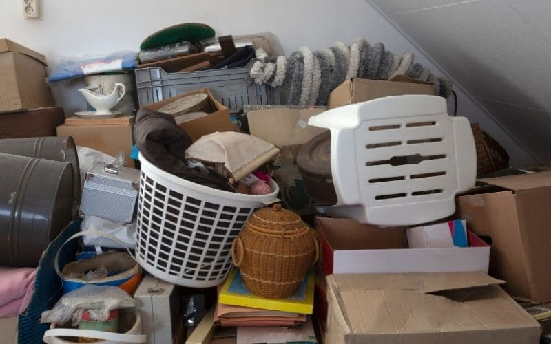 Hoarding and Sign of Mental Health Decline